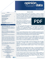 Encuesta IPSOS Apoyo  Diciembre 2013 Rumbo al 2016
