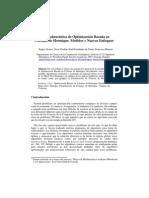 OCH Modelos y Nuevos Enfoques (Chapter)