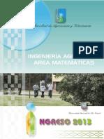 Modulo Matematica Agronomia 2012