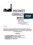 Security Consultant Monthly July 09