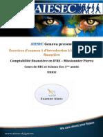 AIESEC Exos d'exam I Compta financière I