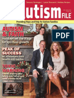 Autism Holiday Magazine