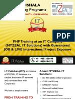 Best Php Training in Noida