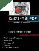 CANCER HEPÁTICO