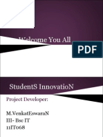 Projects of Mine