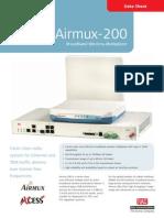 AirMux200 Datasheet
