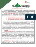 30 MIn. de  SEG.  no. 110  Análise de Risco em Campo-ARC