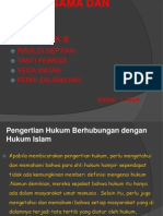 Agama dan Hukum.pptx