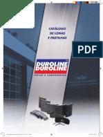 Duroline Catalogo Produtos Aplicacao 2012