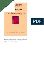 4523 AGNES ANDERSEN Les Humains Gris [InLibroVeritas.net]