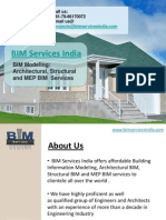 Avail affordable and high-quality BIM Services by our expert BIM Modelers.