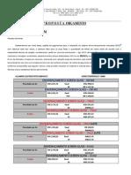 Tabela Precos Vision