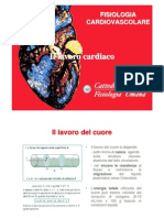 [Med ITA] Fisiologia - Lavoro Cardiaco