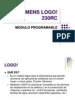 Siemens Logo! 230rc