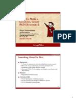 How to Write_good Phd