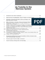 12 Ammonia Toxicity in the Central Nervous System