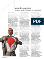 How ordinary smart people will change the organization 1 (FREE pdf)