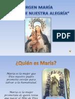 CAUSA DE NUESTRA ALEGRÍA