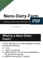 Nano Dairy Farm