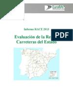Informe EuroRAP 2013