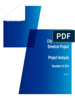 KPMG Streetcar Project Analysis 12-18-13