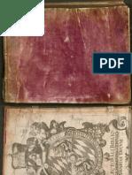 Albert de Rippe Premier Livre de Tabelature de luth 1562