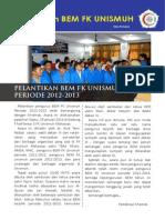 Buletin BEM FK Unismuh Makassar