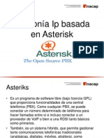 Telefonía Ip basada en Asterisk