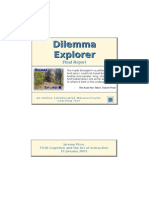 Dilemma Explorer Final Report