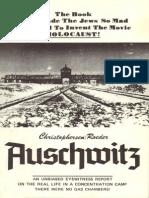 Christophersen - Auschwitz