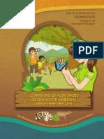 Compendio Actividades de Educacion Ambienta Para Escolares de II Ciclo PEB ACG