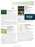 Spring 2014 Frontlist Catalog