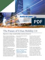 Arthur D. Little UITP Future of Urban Mobility 2 0