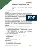 Analisis Granulometrico de Agregados Gruesos y Finos