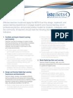 nets-t-standards for teachers