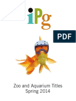 Spring 2014 IPG Zoo and Aquarium Titles