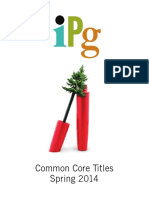 Spring 2014 IPG Common Core Titles