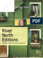 Spring 2014 Q1 River North Editions Titles