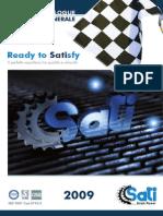 Catalogo Generale 2009