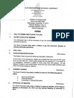 Southold BOE Dec. 18 agenda