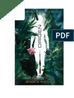 Jessica Khoury - Origen