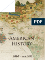 2014 American History Brochure