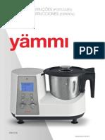 Yammi - ManualInstrucoes_Maquina
