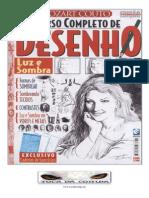 Curso Completo de Desenho - Vol. 06