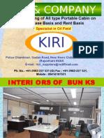 Kiri & Company - Interior Presentation