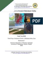 Field Trip of Sediment Clastic at Mahakam Delta, East Kalimantan