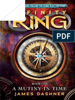 A Mutiny in Time (Infinity Ring #1) - James Dashner