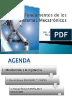 Fundamentos de los Sistemas Mecatrónicos