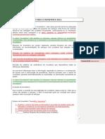 procedimento inventario (sugestões de alteração) - 2013