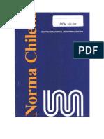 NCh0432-1971 Calculo de la acción del viento sobre las construcciones